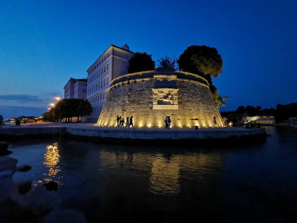 Zadar by evening – zdjęcie
