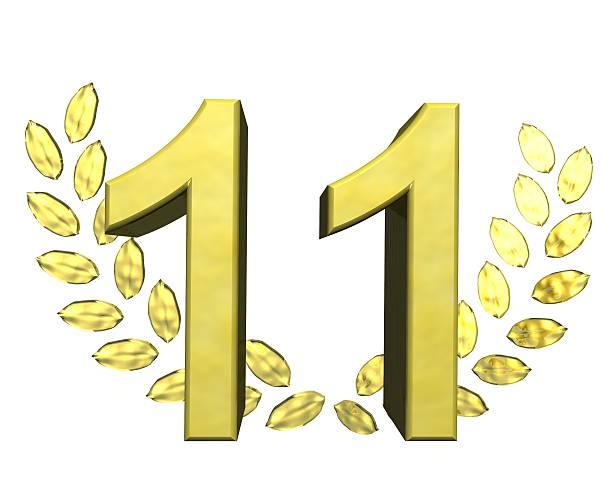 Zahl Mit 11 Nullen