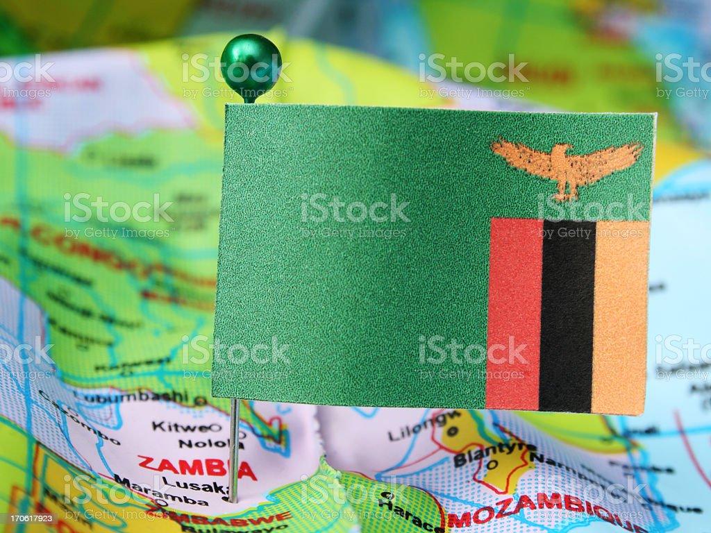 Zambia stock photo
