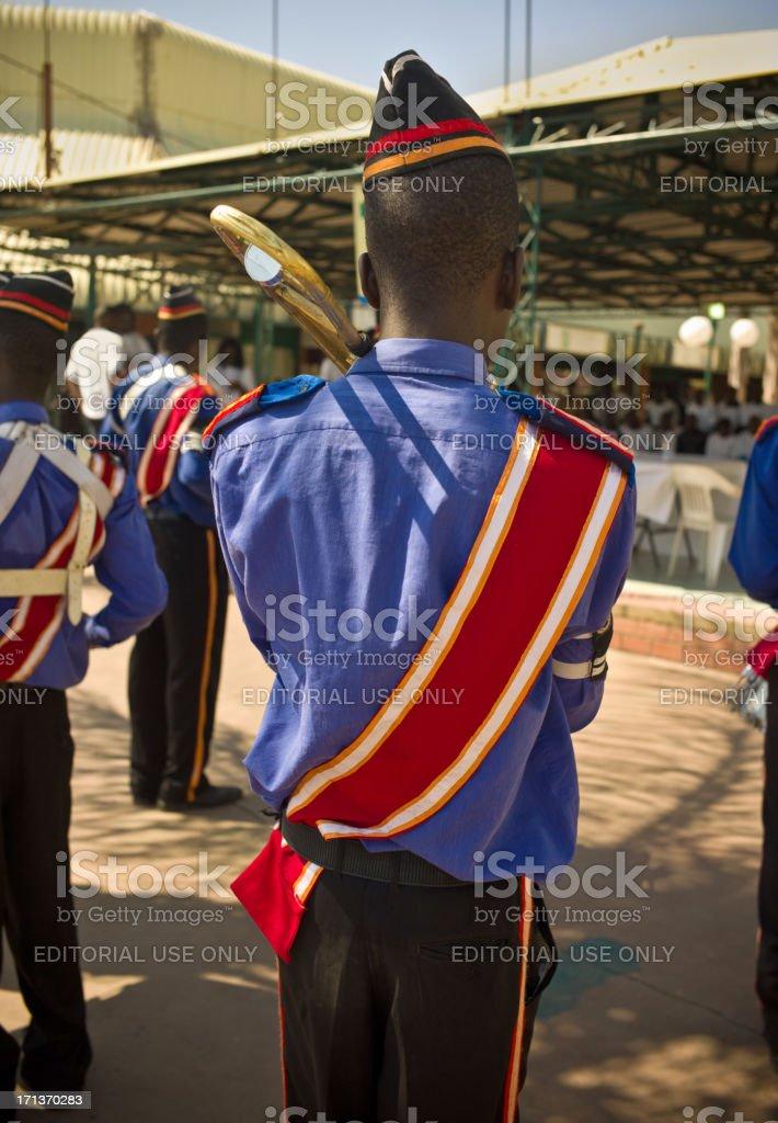 Teen girls in Lusaka