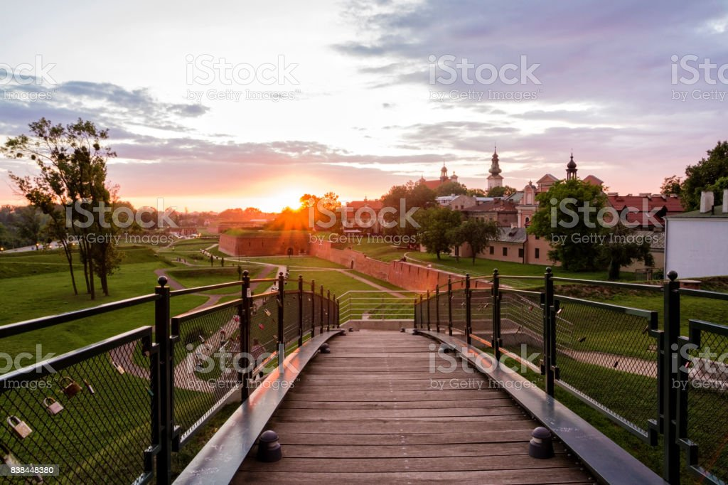 Zamosc - Renaissance city in Central Europe. The historical city centre was added to the UNESCO World Heritage List in 1992