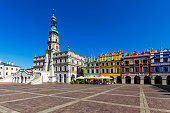 Zamosc - Renaissance town in Poland