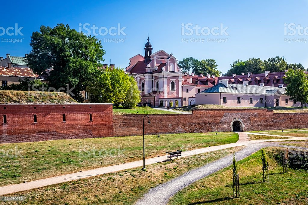 Zamosc - The Renaissance town, Poland