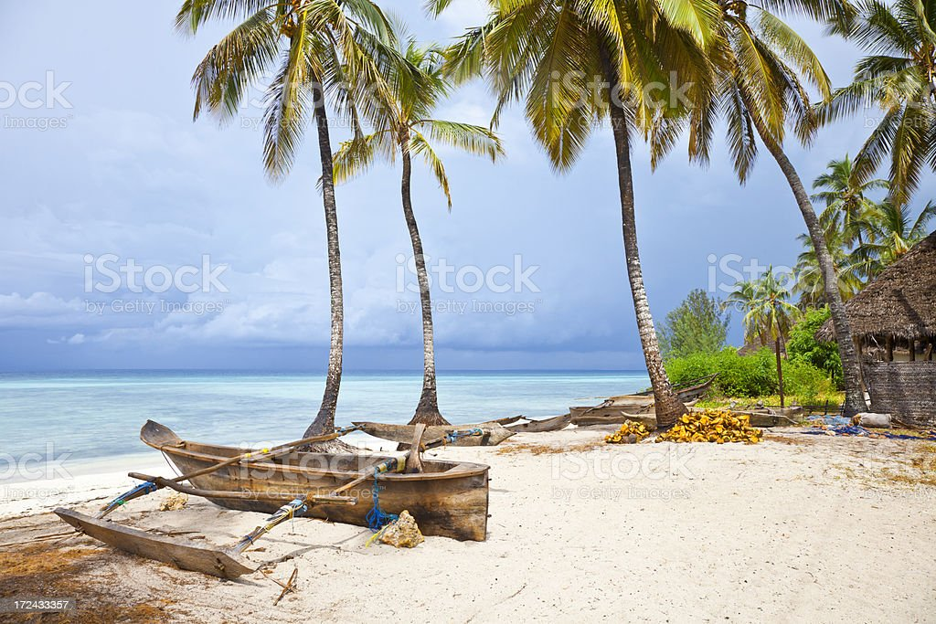 Zanzibar royalty-free stock photo