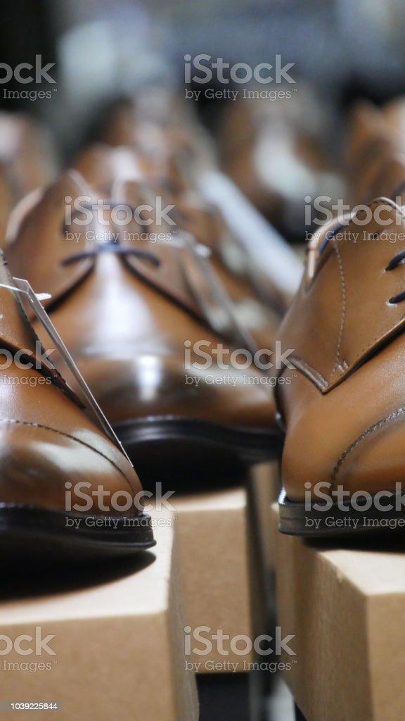 Zapatos De Hombre Y Zapatos De Mujer Stock Photo Download Image Now