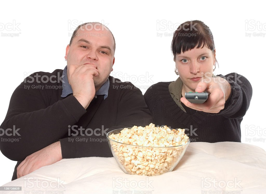 zapping stock photo