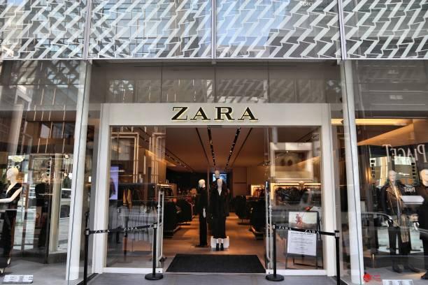 Zara in Tokio – Foto
