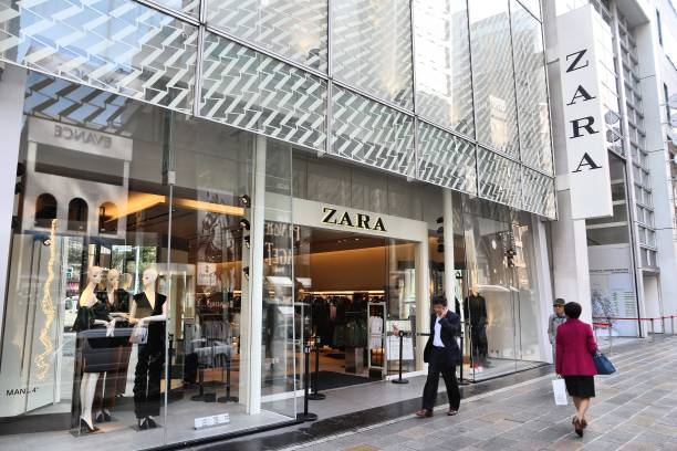 Zara, Japan – Foto