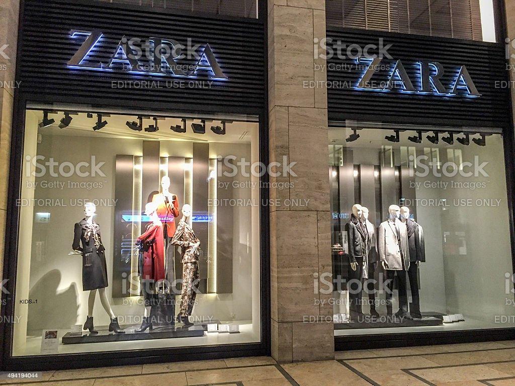 Zara Store in Berlin – Foto