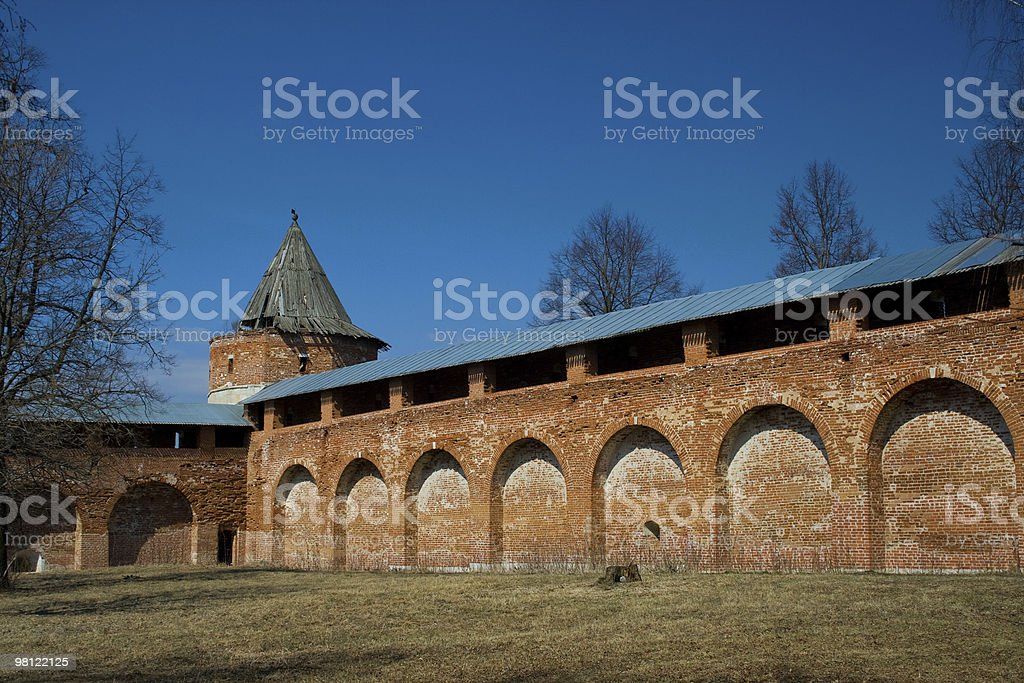 Zaraisk. Russia royalty-free stock photo