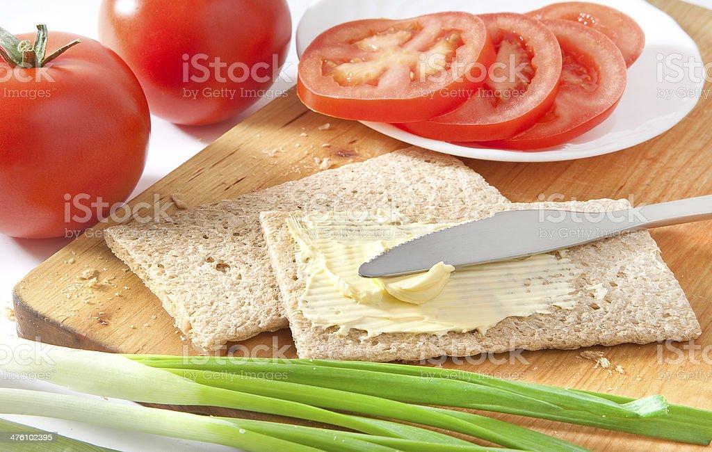 Zdrowa żywność royalty-free stock photo