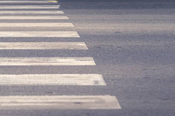 Zebra crossing  background. stock photo