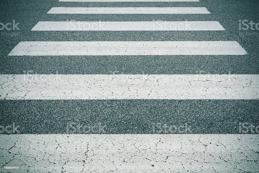 Zebrastreifen – Foto