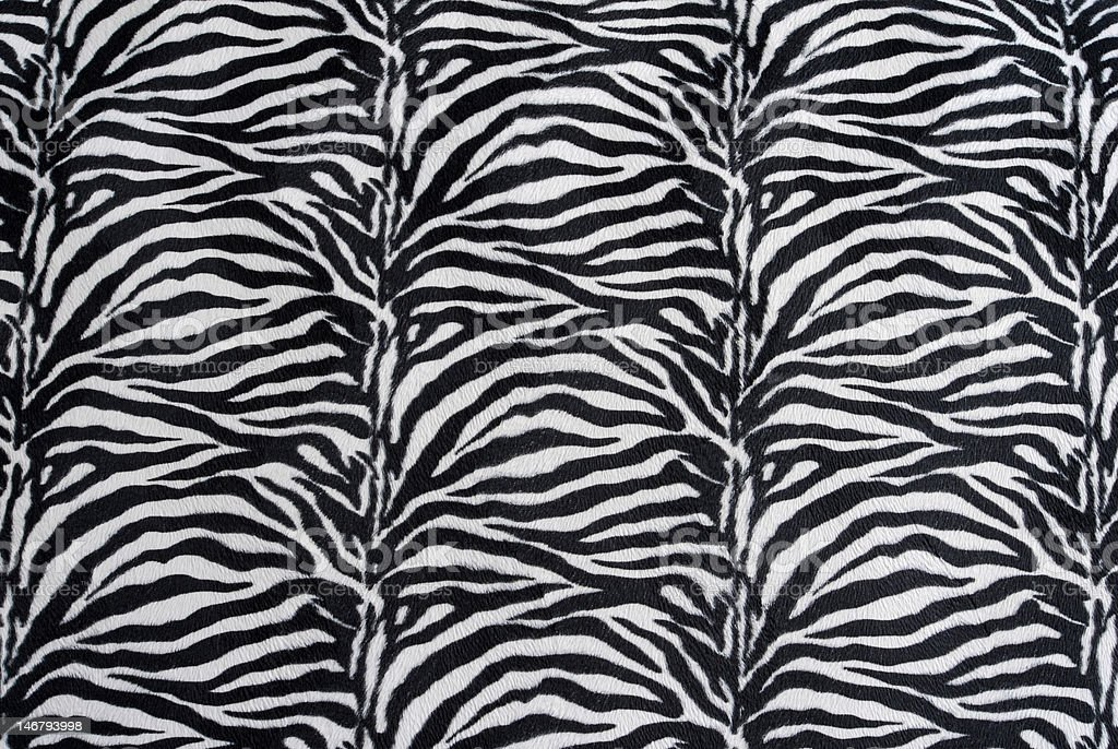 zebra fabric background royalty-free stock photo