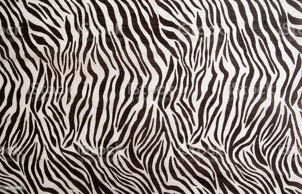 zebra padrão - Royalty-free Arte Foto de stock