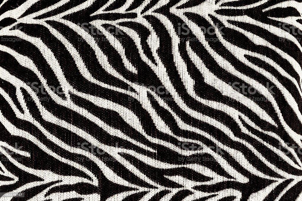 Zebra padrão - Royalty-free Abstrato Foto de stock