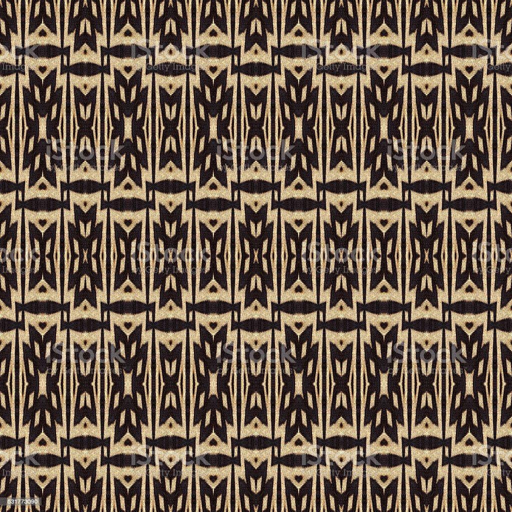 Zebra stripes pattern stock photo