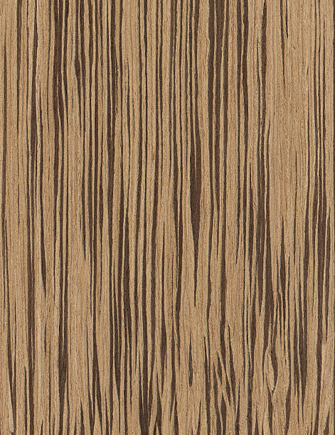 zebrano holz hintergrund - nussbaumholz stock-fotos und bilder