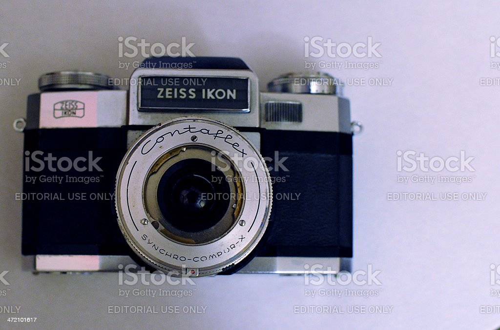 Zeiss Ikon Camera Stock Photo - Download Image Now - iStock