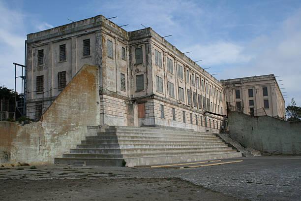 Zellenhof Alcatraz – Foto