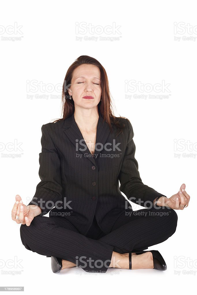 zen business royalty-free stock photo
