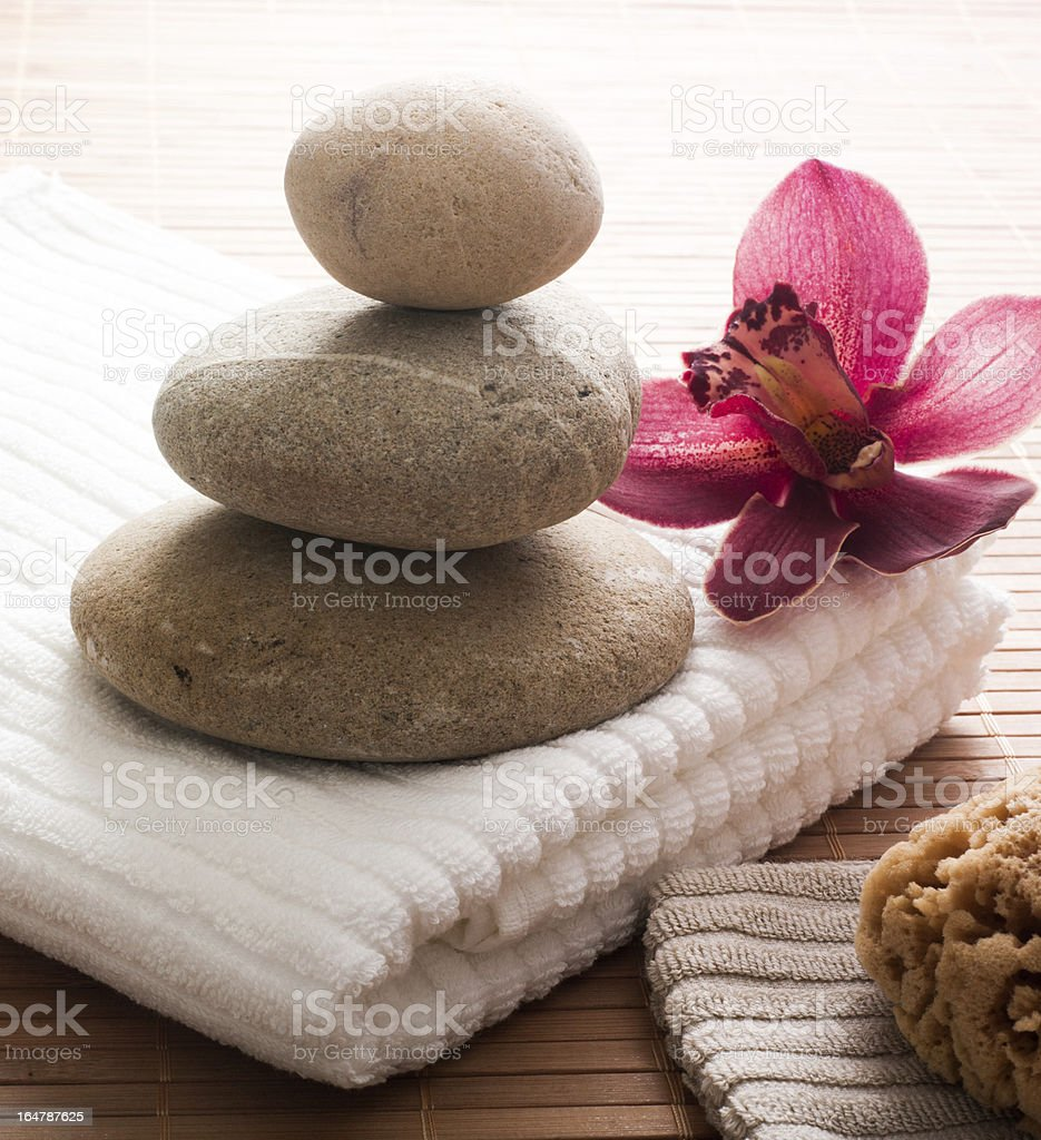zen detox from home royalty-free stock photo