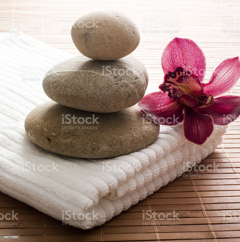 zen freshness royalty-free stock photo
