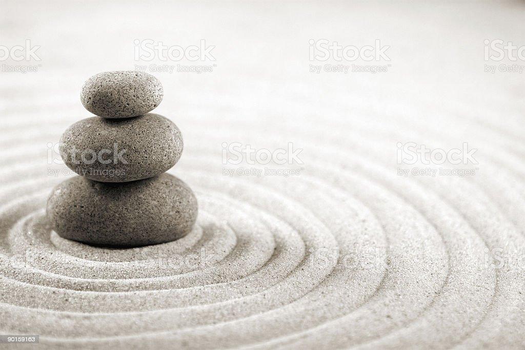 Zen garden foto