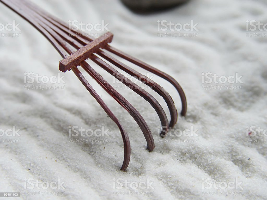 Zen Garden - Royalty-free Buddhism Stock Photo