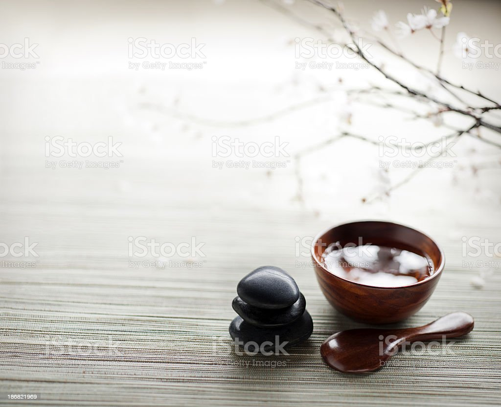 Zen Spa Background - XXXL stock photo