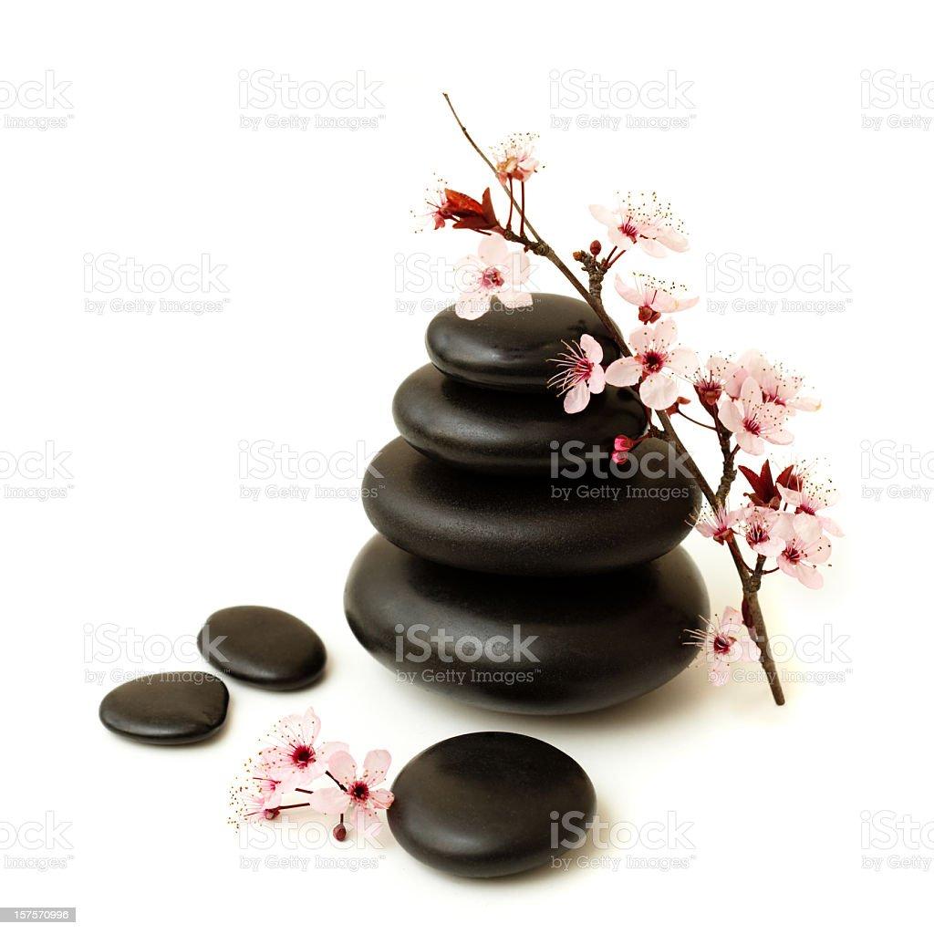 zen spa concept royalty-free stock photo