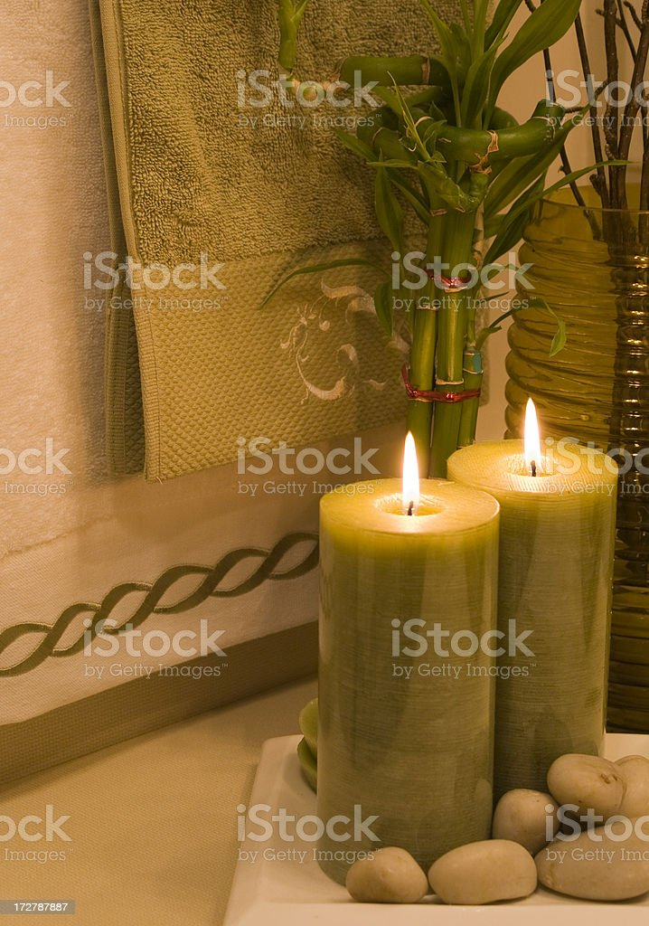 Zen Spa royalty-free stock photo