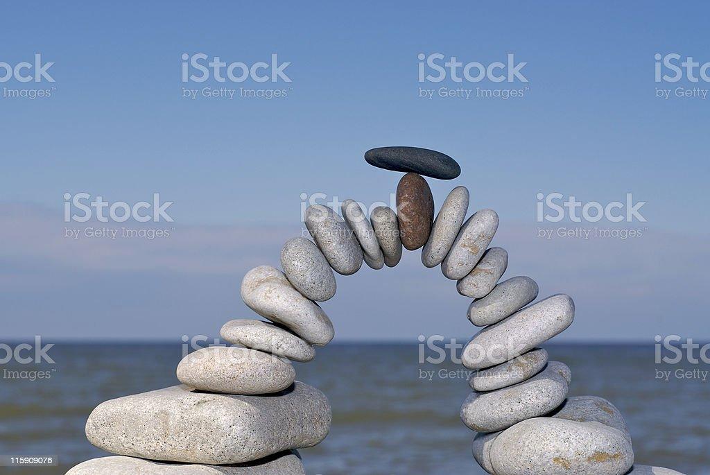Stillleben mit Zen – Foto