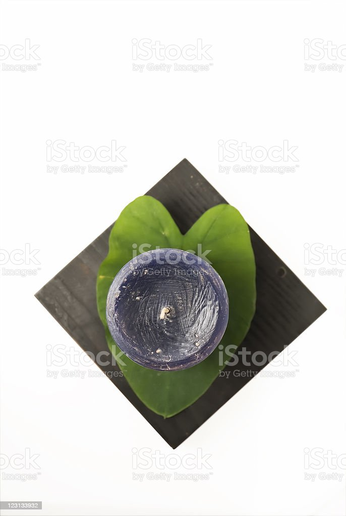 Zen Still Life stock photo