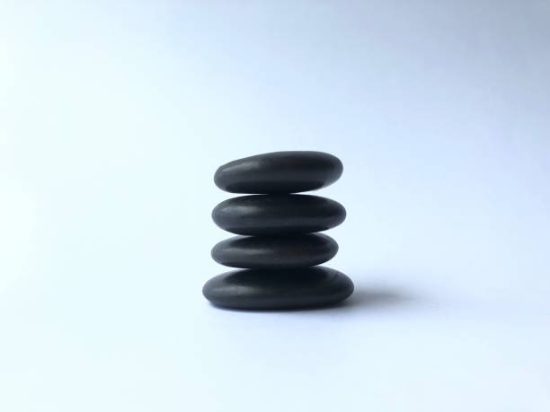 zen stone - stack rock stock pictures, royalty-free photos & images