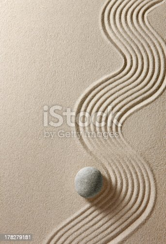 istock Zen stone 178279181