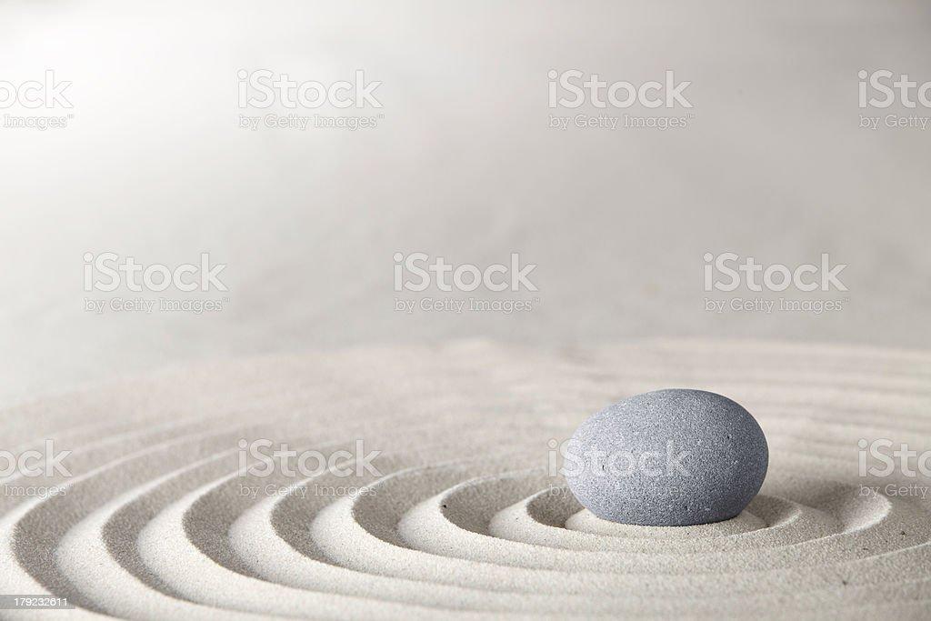 zen stone foto