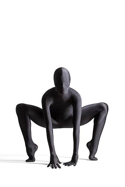 zephyr anzug - morphsuit stock-fotos und bilder