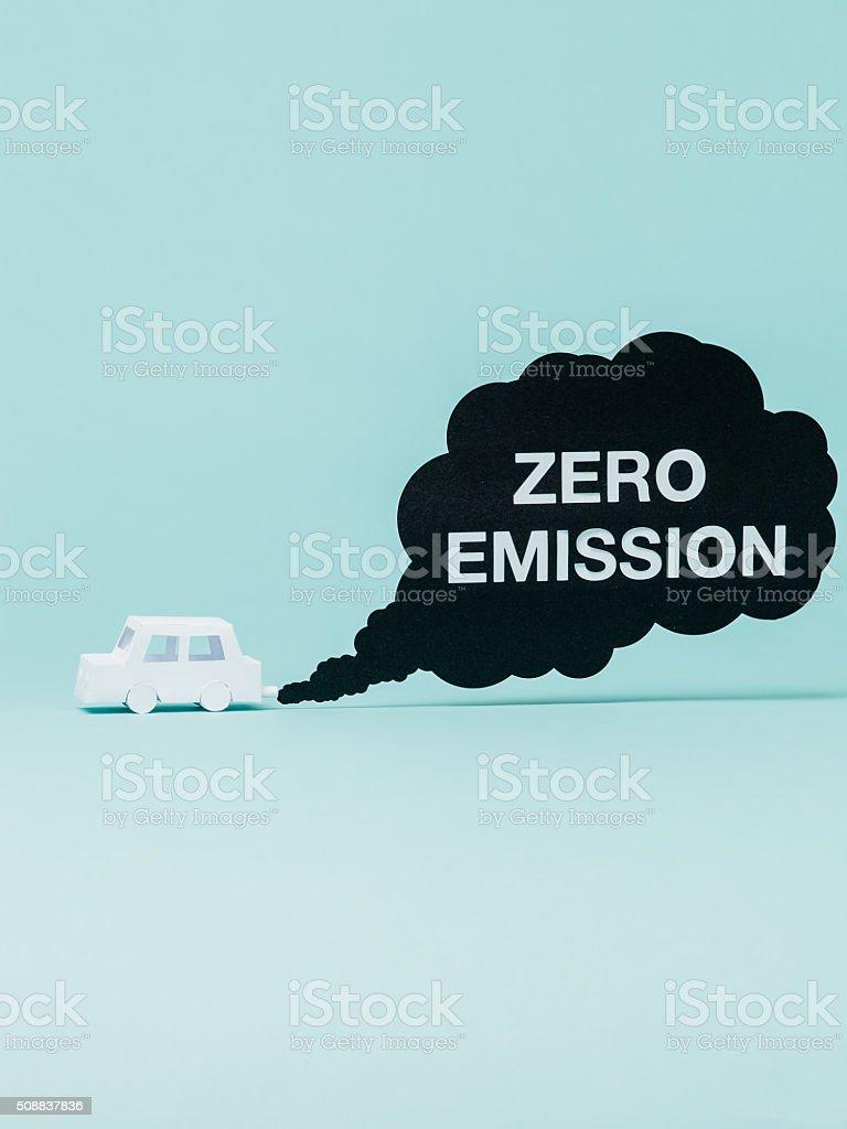 Zéro émissions du véhicule et le transport - Photo