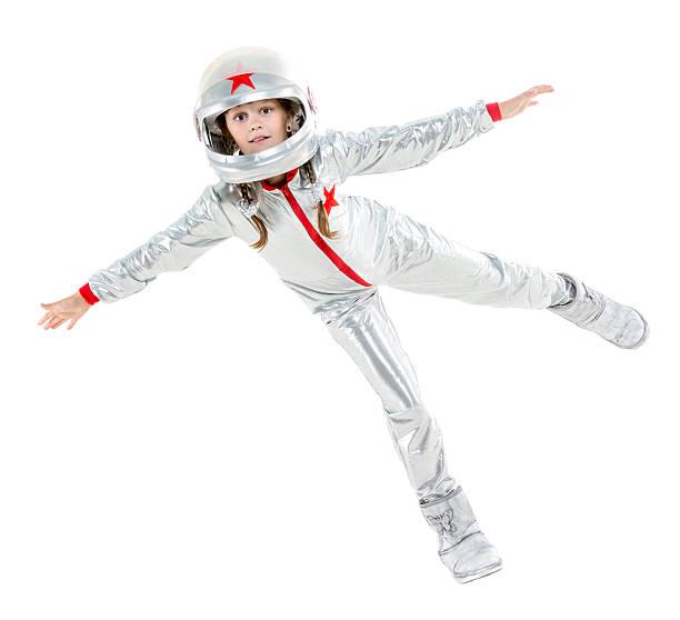 Zero gravity flight stock photo