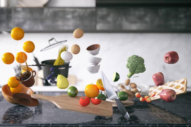 Zero gravity in kitchen picture id888724112?b=1&k=6&m=888724112&s=612x612&w=0&h=u1olb82cetwxlzem2kypec rvuyclupgtzulpkvn5zm=