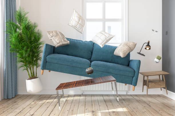 Zero Gravity Wohnzimmer – Foto