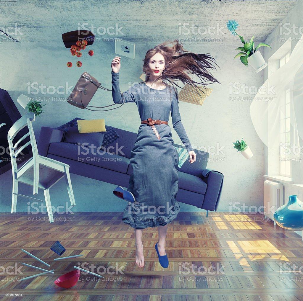 zero gravity chambre - Photo