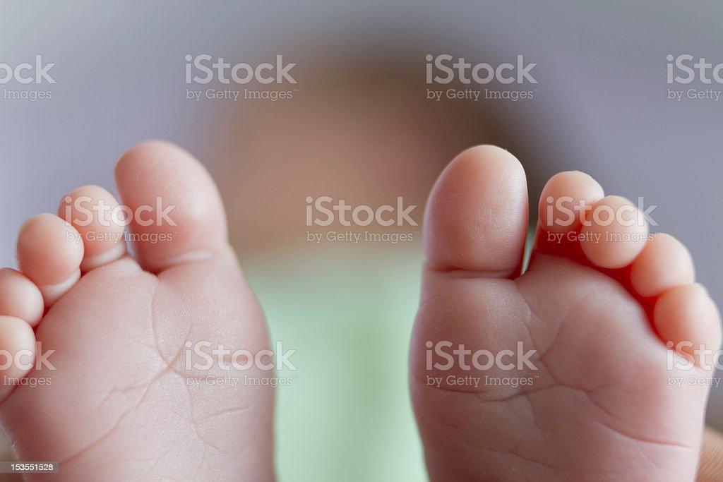 Zero Mile Feet royalty-free stock photo