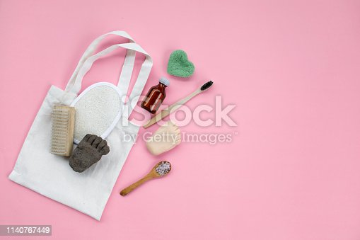 1169442288 istock photo Zero waste cosmetics products. 1140767449