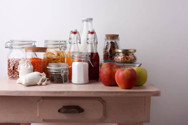 Zero Waste Pantry Storage – Foto