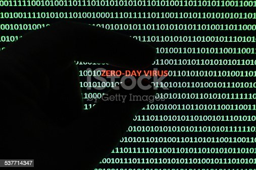 A zero-day virus (also known as zero-day malware or next-generation malware) is a previously unknown computer virus or other malware for which specific antivirus software signatures are not yet available.Traditionally, antivirus software relies upon signatures to identify malware. This can be very effective, but cannot defend against malware unless samples have already been obtained, signatures generated and updates distributed to users. Because of this, signature-based approaches are not effective against zero-day viruses. Most modern antivirus software still use signatures, but also carry out other types of analysis. Conceptual photograph - virus scanner detects and neutralizes Zero-Day Virus.