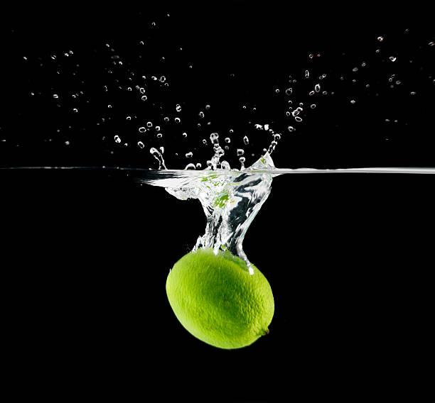 Zest von lime – Foto