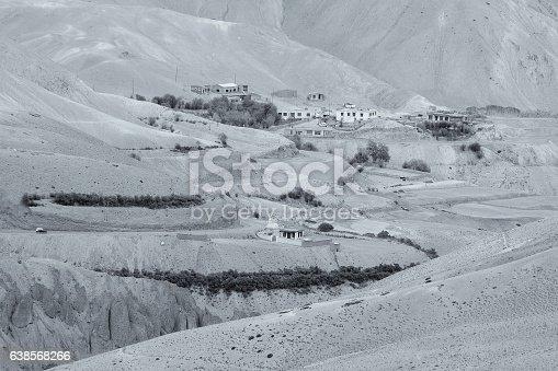 912120622 istock photo Zigzag road - jilabi road , old Leh Srinagar Highway, Ladakh 638568266