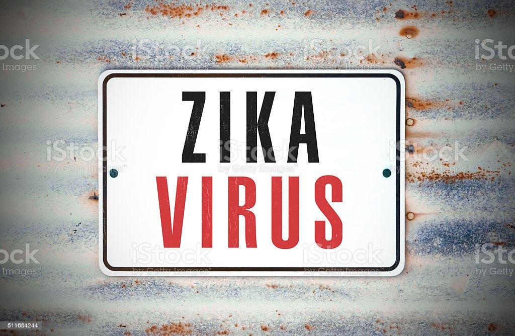 Zika Virus - foto de stock